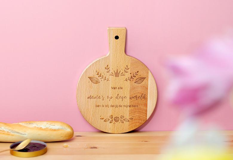 Make a Wooden Cutting Board