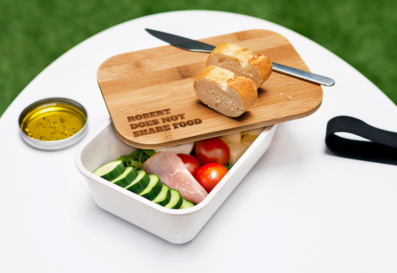 Create a Lunch Box