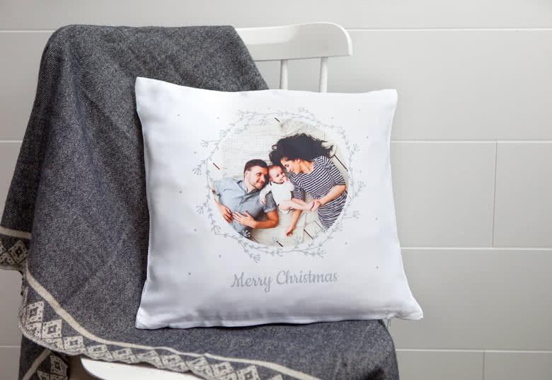 Create a Photo Cushion